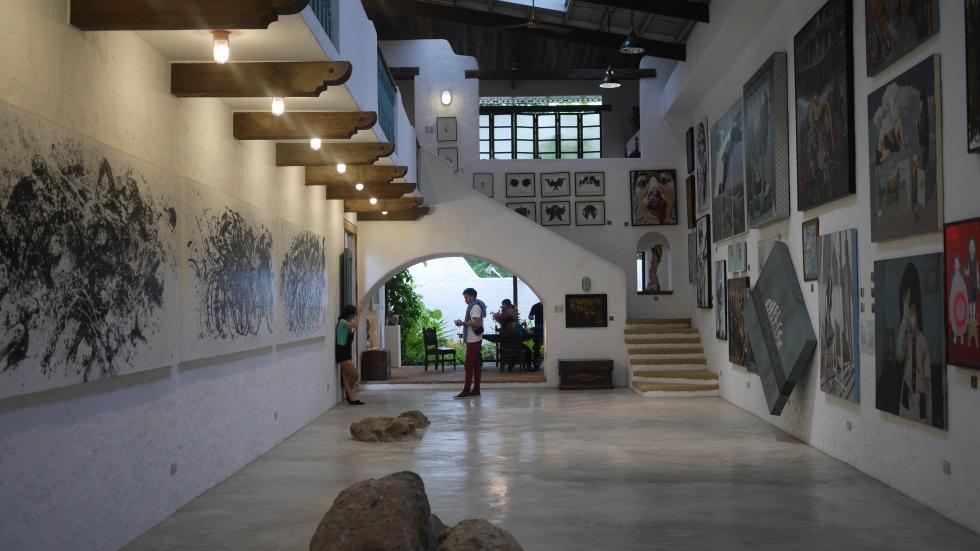 Pinto Art Gallery Antipolo