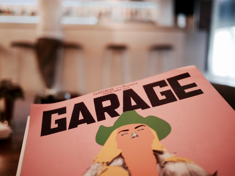 Garage Cafe