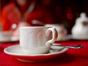 Breakfast at Cafe Pushkin