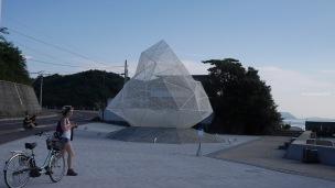 Naoshima Pavilion by Sou Fujimoto