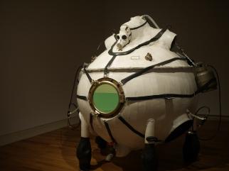 Art by Kenji Yanobe Takamatsu Art Museum