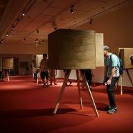 Image Imaginings 2016 Collaborative work by: Kuanyen Lin, Tzu Han Hsu, Jun Quian Niu, Yunglin Wang, Kehsin Chang, Ting Tong Chang, Somana Rain, Chih Yi Wen, Yu Liu, Chia Hsin Pan — at Taipei Fine Arts Museum.