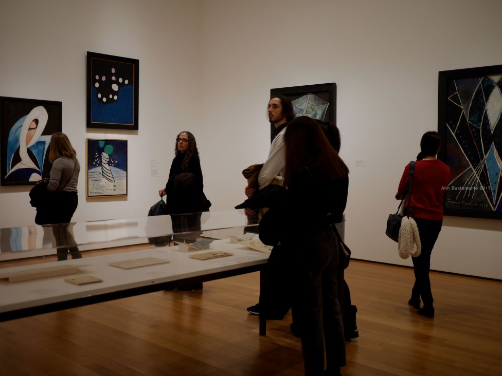 Francis Picabia's exhibit