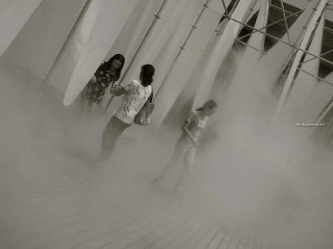 Mist Encounter - Taipei Fine Arts Museum - Ahn Bustamante