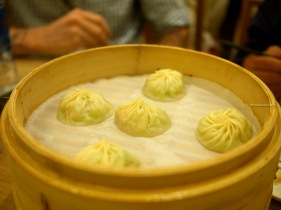 Dining at the original Din Tai Fung in Taiwan - Ahn Bustamante