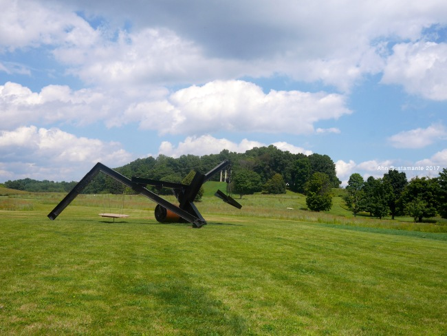 Storm King Arts Center - Ahn Bustamante