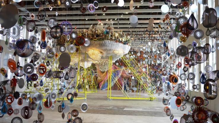 Nick Cave's Until - Mass MoCA - Ahn Bustamante