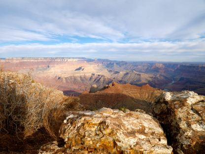 Grand Canyon, South rim - Ahn Bustamante