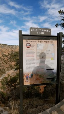 Bright Angel Trail, Grand Canyon Hike - Ahn Bustamante