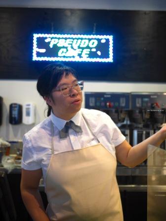 Pseudo Cafe - Office City - Wreck City - Ahn Bustamante