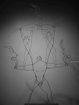 Alexander Calder - Montreal Museum of Fine Arts - February 2019 - Ahn Bustamante